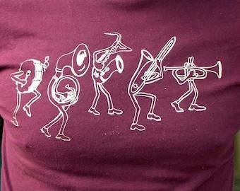 Brass Band 2nd Line - Unisex T-Shirt
