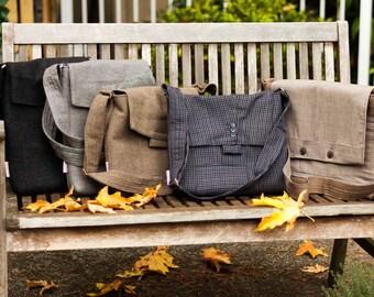 Flatpack Messenger Bag  Build Your Own Bag