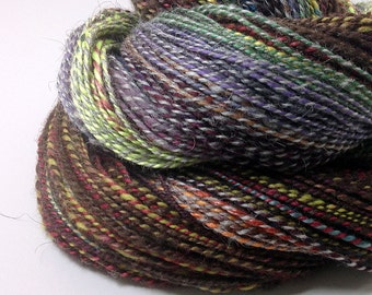 Handspun Yarn - Afterthought - 275 Yards