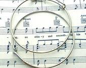 Expandable Bangle Bracelet - 2 pc. - Nickel Free - Blank Charm Bracelet - Silver Bangle Bracelet - Expandable Bracelet - Bangle Bracelet