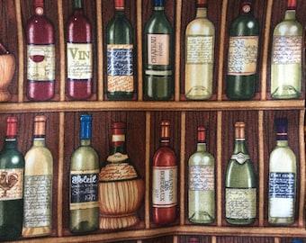 Wine Bottles Hot Bowl Hot Pad