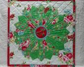 Dresden Christmas Quilt