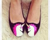 Magical Unicorn Shoes