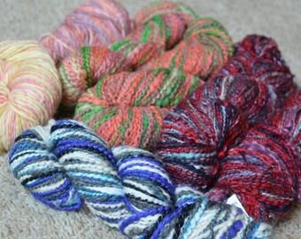 Handspun Yarn Stash Sale #7