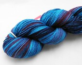Bloohoohoo - Hand Dyed Yarn - Dyed to Order