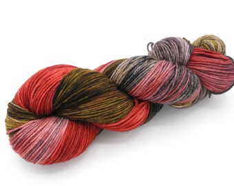 Fred Variegated Hand Dyed Pop Culture Yarn - Made to Order