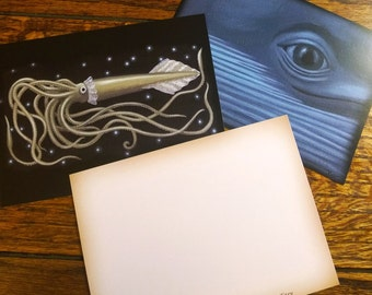 Ocean Postcard Collection - The Deep - Set of 10
