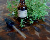 Creosote Oil Chaparral Oil Greasewood Organic Infused Desert Oil 1 ounce amber Glass Vial