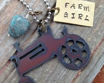Custom necklaces for Sheila