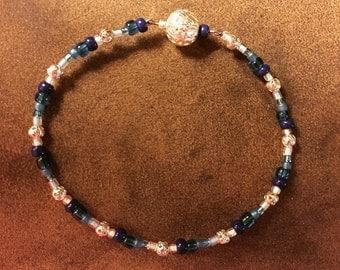 Arielle Memory Wire Bracelet