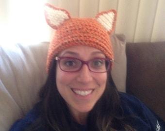 Foxy cap