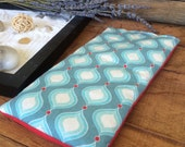 Relaxation Lavender Eye Pillow, Migraine Headache Relief, Microwave Heating Pack, Cold Pack and Hot Pack, Heating Pad, Dried Lavender