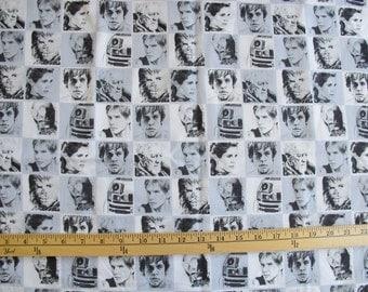 Star Wars Fabric Fat Quarter 17 x 21