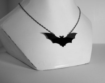 Bat Recycled Record Silhouette