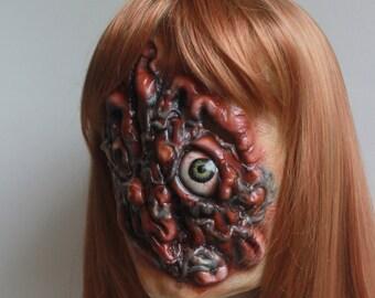 Mushface Latex Mask