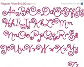 SALE Lucy Font Monogramming Upgrade for your Bag