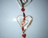 Heart Cookie Cutter Sun Catcher
