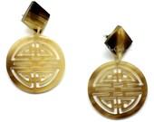Horn Earrings - Q11215