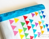 Triangles Stacked- Machine Embroidery Designs