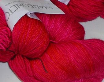 """Yarn Clearance - Madelinetosh Pashmina Yarn """"Torchere"""""""