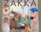 Japanese craft book Zakka number 2266 NEW PRICE