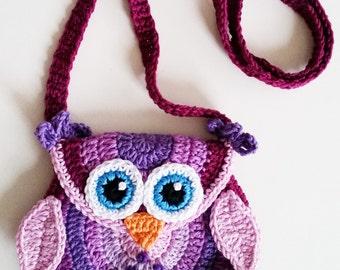 Purse Owl 3