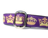 "1"" Dog Collar Royalty - Choose Your Collar Style!"