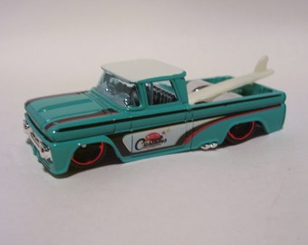 1962 Chevrolet Pickup Truck : Hot Rod, Man Cave, Refrigerator, Tool Box, Magnet, Stocking Stuffer