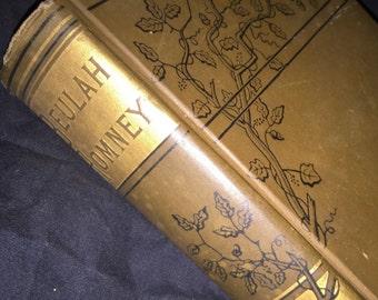 1872 School Days of Beulah Romney