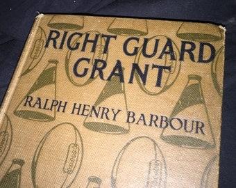 1923 Right Guard Grant
