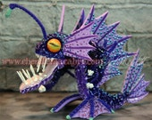 XENICHTHYS- AMPUTHEATRE Pipe Cleaner Gaming Figure