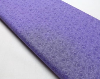 Davids Textiles Compose Abstract Floral Lilac Quilting Sewing Fabric Quilters Basic Print Quilting and Sewing Fabrics
