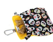 The Pocket 2.0 - Treat and Training Pouch - Sugar Skulls