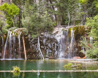 Hanging Lake, Colorado 16x20 Canvas Gallery Wrap