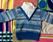 70s Baby Shirt 9-12 Months