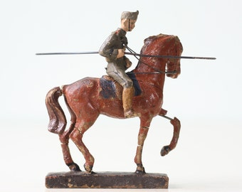 Vintage Horse and Soldier, LINEOL