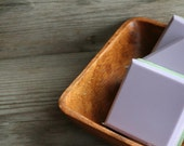 Lilacs in Bloom Shaving Soap with Clay, Honey and Goat's Milk
