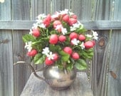 Strawberry Arrangement,Summer Arrangement,Arrangements, Spring Arrangement,Strawberries