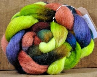 English Wool Blend Top - 'New Shoots'