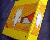 3 Ring Binder Pegasus Art Organizer Back to School Supplies