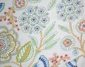 Leanika by Dena Designs for Free Spirit Fabrics Love Birds Fabric Half Yard OOP RARE Destash