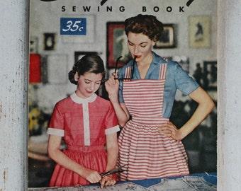 Vintage Simplicity Sewing Book