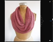 Cashmere cowl reserved for helen