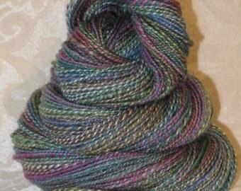 Handspun Yarn - Polwarth and Silk