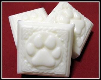 Dog  Shampoo Puppy Powder (Handmade, moisturizing, Powder scent, lots of lather, gift idea) Stardust soaps