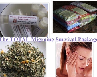 The TOTAL MIGRAINE SURVIVAL Package