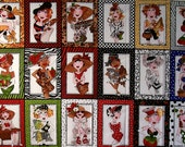 SEW CREATIVE panel by Loralie Designs  (#D/93X)