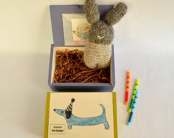 Birthday Box, Kids Birthday Gift, Keepsake Box,