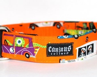 Caninus Monsters in Cars Collar