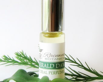 Emerald Dawn Natural Perfume Oil